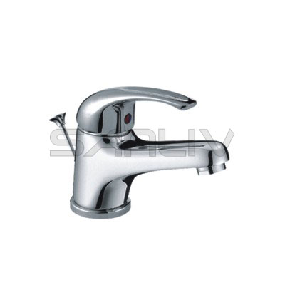 Bathroom Faucet on Cartidge Brass Bathroom Sink Faucet Chrome 66101   Cheap Bathroom