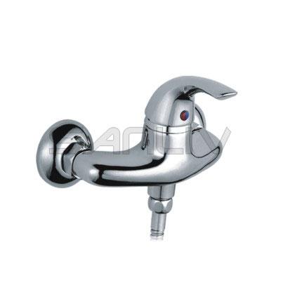 Brass Shower Faucet with Zinc Handle-65505