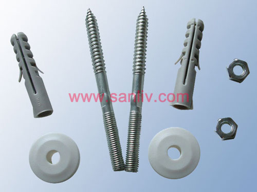Fixing Screw Sets For Washbasin