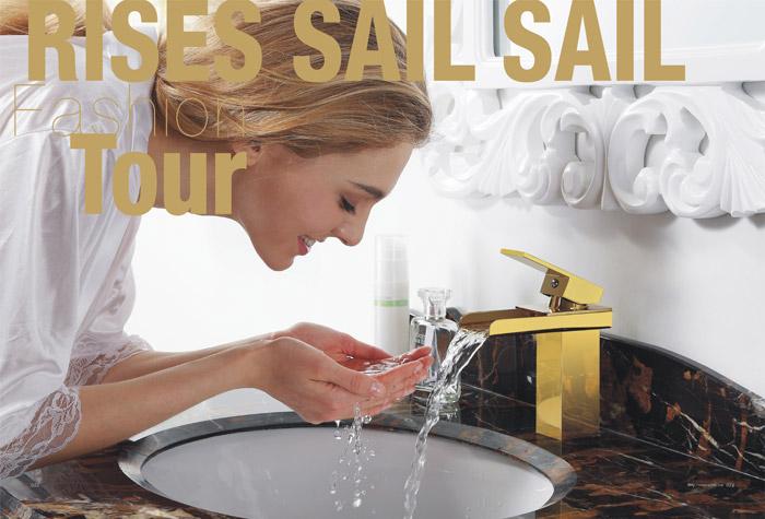 bathroom faucet image