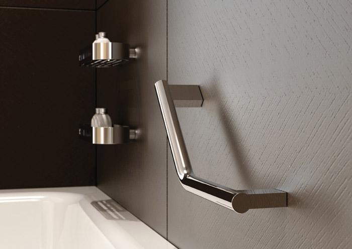 Shower Grab Bar and Bathtub Safety Rail