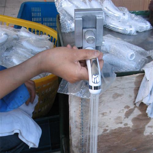 Shattaf Bidet Spray Inline Testing