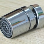 Save Water with A Faucet Aerator