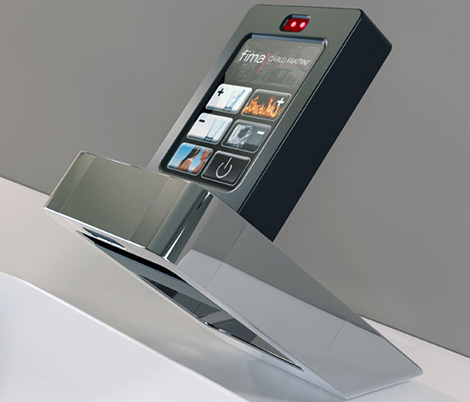 Touch Screen Faucet
