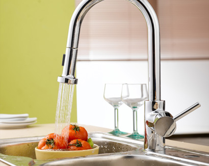 How To Install A Pullout Kitchen Sink Faucet Faucet Installation