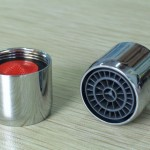 How to install or replace a clean faucet aerator