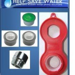 Using Tap Faucet Aerator to Reduce Water Consumption