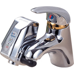 info faucet automatic kitchen faucets dodomi imposing