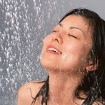 Showering is popular bathing method for busy households