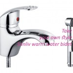 Hot-Cold Water Handheld Bidet Spray for North America