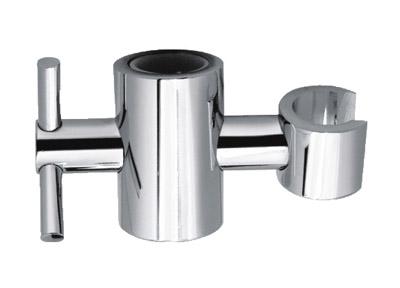 Fix shower rail slider bar holder