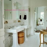 How to Install Bathroom Pedestal Sinks and Faucet Fixtures