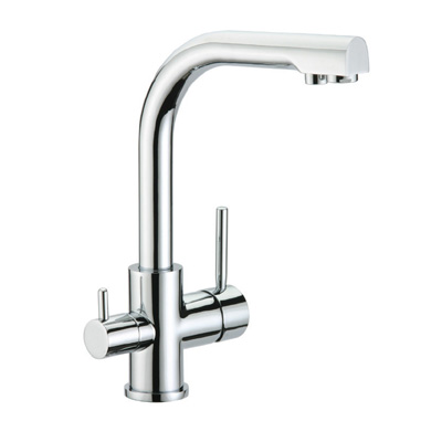 Main Features: One Faucet Serves Hot Cold Water And Pure RO Drink Water