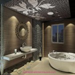 Luxury bathroom decoration accessories ideas picture
