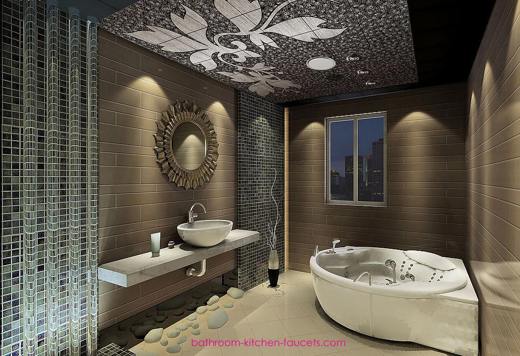 Luxury bathroom decoration accessories - Deco salle de bain accessoires ...