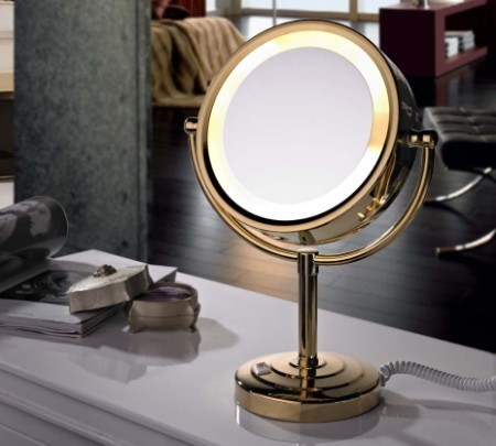 Anti-Fog Lighted Makeup Mirror Repair and Replacement