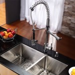 Why Kraus Kitchen Sink Faucet is Different from Other Manufacturers