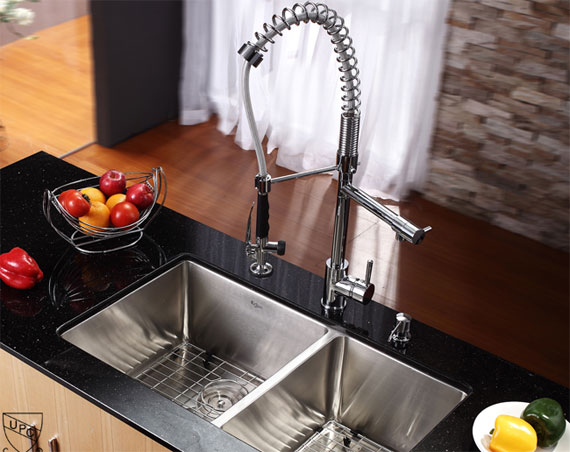 New Kraus Kitchen Sink Faucet Manufacturer