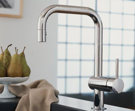 Modern Grohe Kitchen Faucets Features Best Kitchen