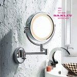 Lighted Makeup Mirrors vs Wall-Mounted Vanity Mirrors