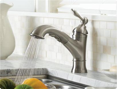 New Danze Kitchen Faucet photo