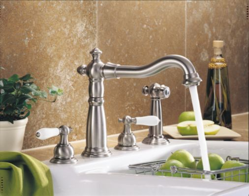 Choose Best Delta Victorian Kitchen Faucets
