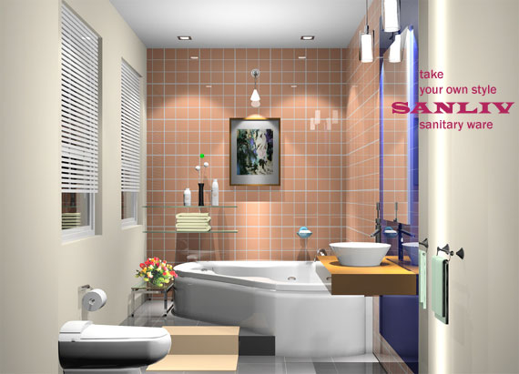 Bathroom Light Fixtures Types and Placement photo