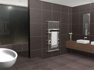 Bathroom towel warmer benefits photo