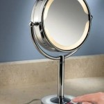 Special Lighted and unlighted magnifying makeup mirrors