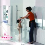 Shower Enclosures and Shower Fixtures for Children