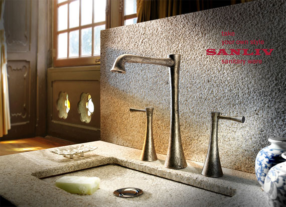 Bathroom Vessel Sink Faucets picture