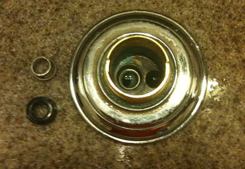 fixing a leaky delta bathroom sink faucet faucet installation and