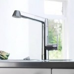 Grohe K7 Cosmopolitan Pullout Kitchen Faucet Line