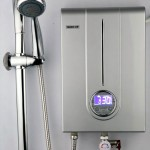 Electric Instant Tankless Water Heaters energy efficiency