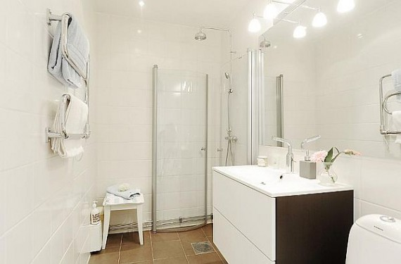 Decorate Apartment Bathroom Cheap