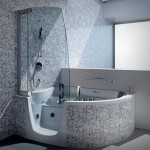 Best Designs of Corner Whirlpool Shower Combo by Teuco