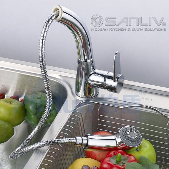 Best Pull Out Kitchen Mixer Tap For Your Choice
