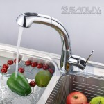 Best Ideas to Choose & Install Pull Out Kitchen Mixer Taps
