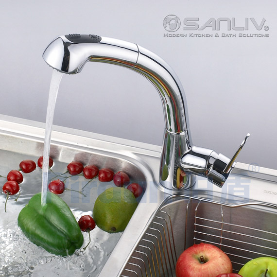 Best Pull Out Sprayer Kitchen Mixer Taps Installation Ideas