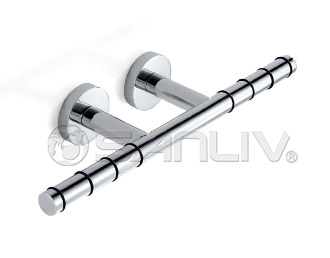 Bath soap sponge holder or foot rest towel rail