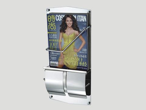 Bathroom Magazine Rack Toilet Paper Holder Photo